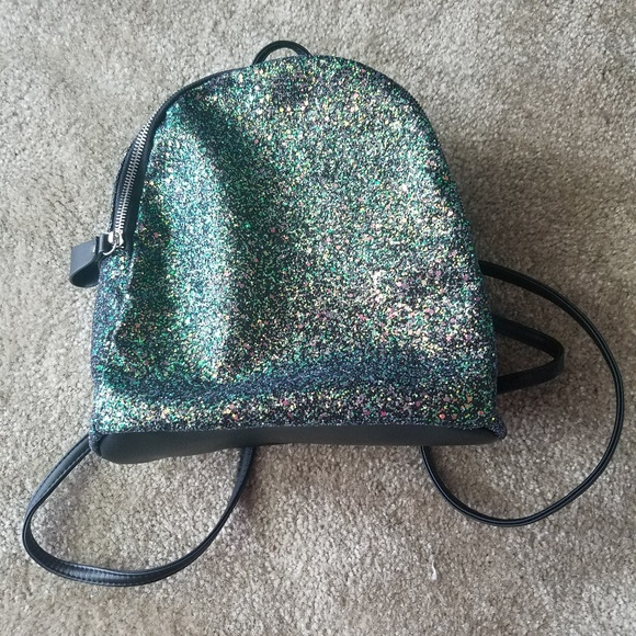 34b380718c4 wild fable Bags   Sparkly Backpack Nwt   Poshmark